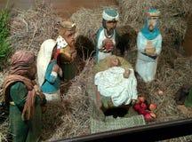 Gesù ed uomo saggio tre Fotografia Stock