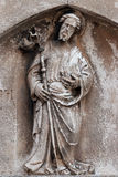 Gesù il buon pastore Immagini Stock