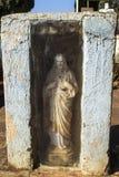 Gesù nel tombhead Fotografie Stock Libere da Diritti
