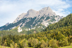 The Gesaeuse mountain range in Styria, Austria Royalty Free Stock Images