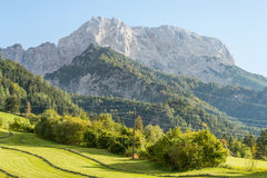The Gesaeuse mountain range in Styria, Austria Stock Image