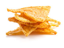 Gesalzene Corn chipe Lizenzfreie Stockbilder