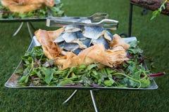 Gesalzene Fische Lizenzfreies Stockfoto