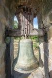 Gesamte Glocke auf bellfry Stockfoto
