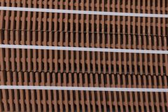 Gesamter Bildschirm mit Dachplatten lizenzfreie stockfotografie