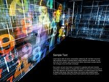 Geschäft 3D Lizenzfreies Stockfoto