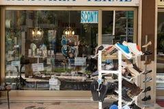 Geschäft auf der Straße #3 Lizenzfreies Stockbild