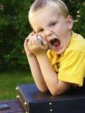 Geschäft boy#7 Lizenzfreies Stockfoto