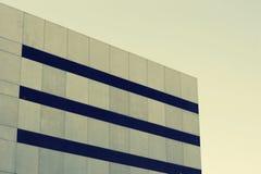 Geschäft, das 2 aufbaut Stockbilder