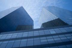 Geschäft in der Stadt Lizenzfreie Stockbilder