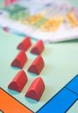Geschäft ein Spiel bilden Lizenzfreie Stockfotografie