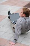 Geschäft entspannen sich Stockfotos