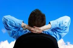 Geschäft entspannen sich Lizenzfreie Stockbilder
