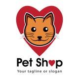 Geschäft- für Haustierezeichen Stockbilder