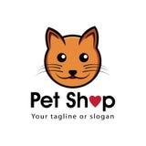 Geschäft- für Haustierezeichen Lizenzfreies Stockfoto