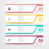 Geschäft Infographic Lizenzfreie Stockfotos