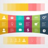 Geschäft Infographic Stockbild