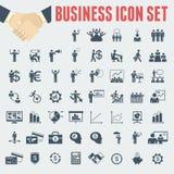Geschäft Infographic-Schablone. Stockfotografie