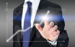 Geschäft Infographics Lizenzfreie Stockbilder