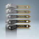 Geschäft Infographics Dieses ist Datei des Formats EPS10 Lizenzfreie Stockfotografie