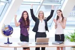 Geschäft ist unser Erfolg Stockfoto