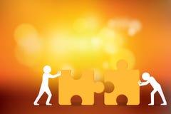 Geschäft kreatives und Teamwork-Konzept Stockfotos