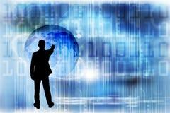 Geschäft online Lizenzfreies Stockbild