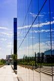 Geschäft reflektierend und modern Lizenzfreie Stockfotografie