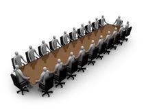 Geschäft - Sitzung Lizenzfreies Stockbild