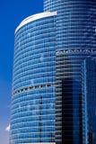 Geschäft skycrapers Details lizenzfreies stockfoto
