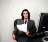 Geschäft space-6 Lizenzfreies Stockfoto