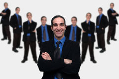 Geschäft team-5 lizenzfreies stockfoto