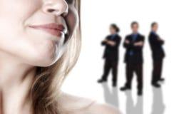 Geschäft team-8 Lizenzfreies Stockfoto