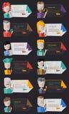 Geschäft Team Kit Stockfotos