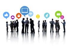 Geschäft Team Planning New Strategic Stockfotografie
