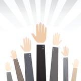Geschäft Team Work Concept Lizenzfreies Stockfoto