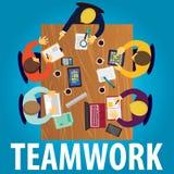 Geschäft Team Work Concept Stockfotografie