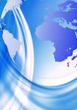 Geschäft um die Welt Lizenzfreies Stockbild