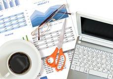 Geschäft und Finanzierung Stockbild