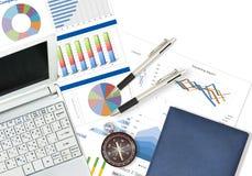 Geschäft und Finanzierung Stockfotografie