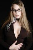 Geschäft woman-3 Lizenzfreie Stockfotos