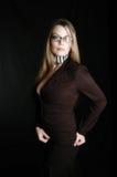 Geschäft woman-8 Stockbild