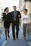 Geschäft zusammen 3 Lizenzfreies Stockbild