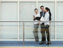 Geschäft zusammen 3 Lizenzfreie Stockfotografie