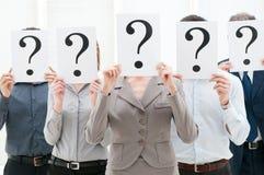 Geschäftliche Probleme und Support Lizenzfreie Stockfotos