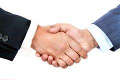 Geschäfts-Abkommen Stockbilder