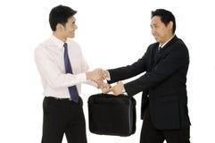 Geschäfts-Abkommen Stockfoto
