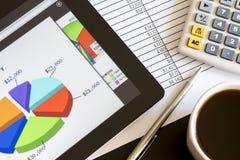 Geschäfts-Analysieren Stockbilder