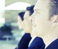 Geschäfts-Anblick lizenzfreie stockfotos