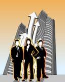 Geschäfts-Aspirationen Lizenzfreies Stockfoto